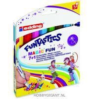 Magic Fun toverstiften van edding